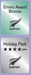 Qualmark 4 star Holiday Park